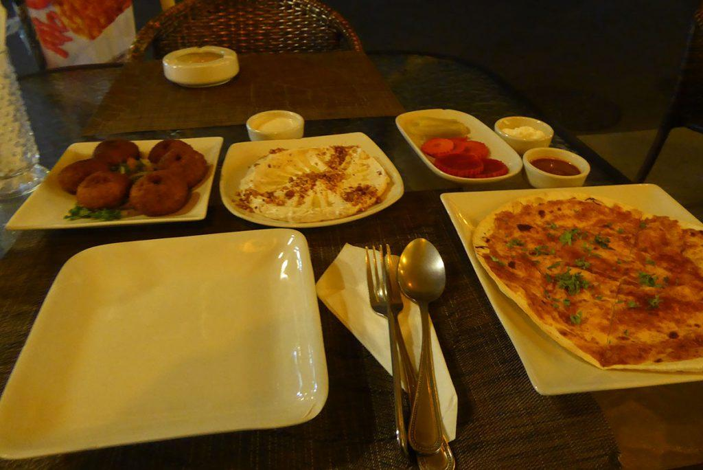 Lebanese food restaurants in Bangkok