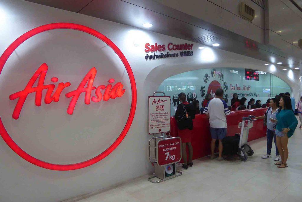 Air Travel Thailand