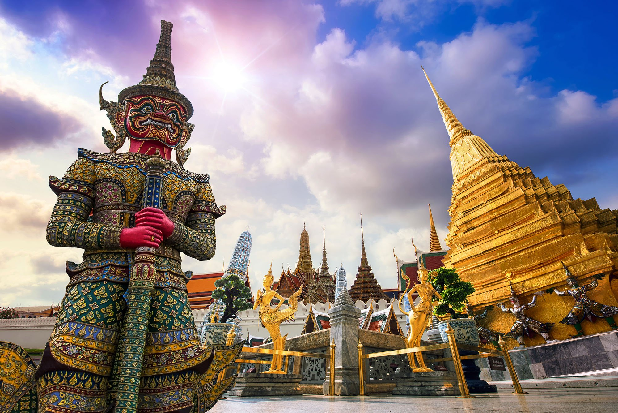 Must Do in Bangkok, Thailand