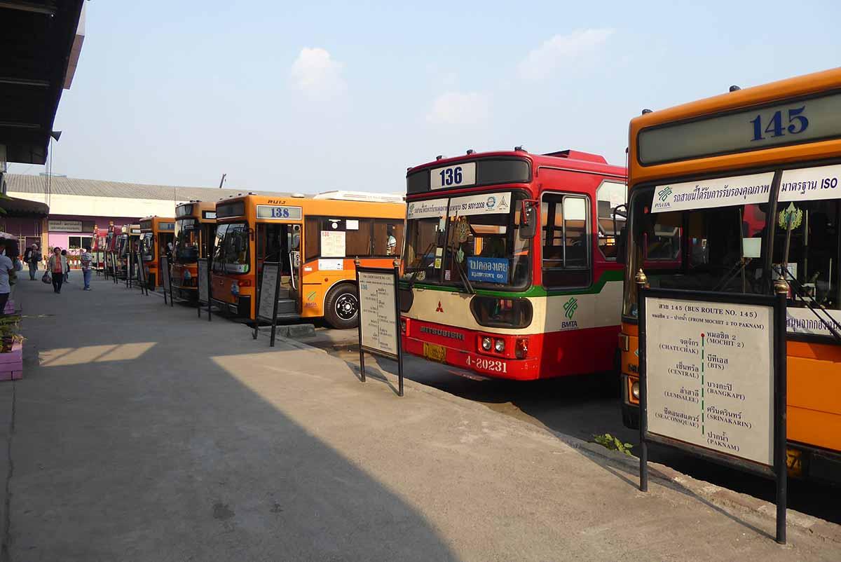 Mochit Bus Station