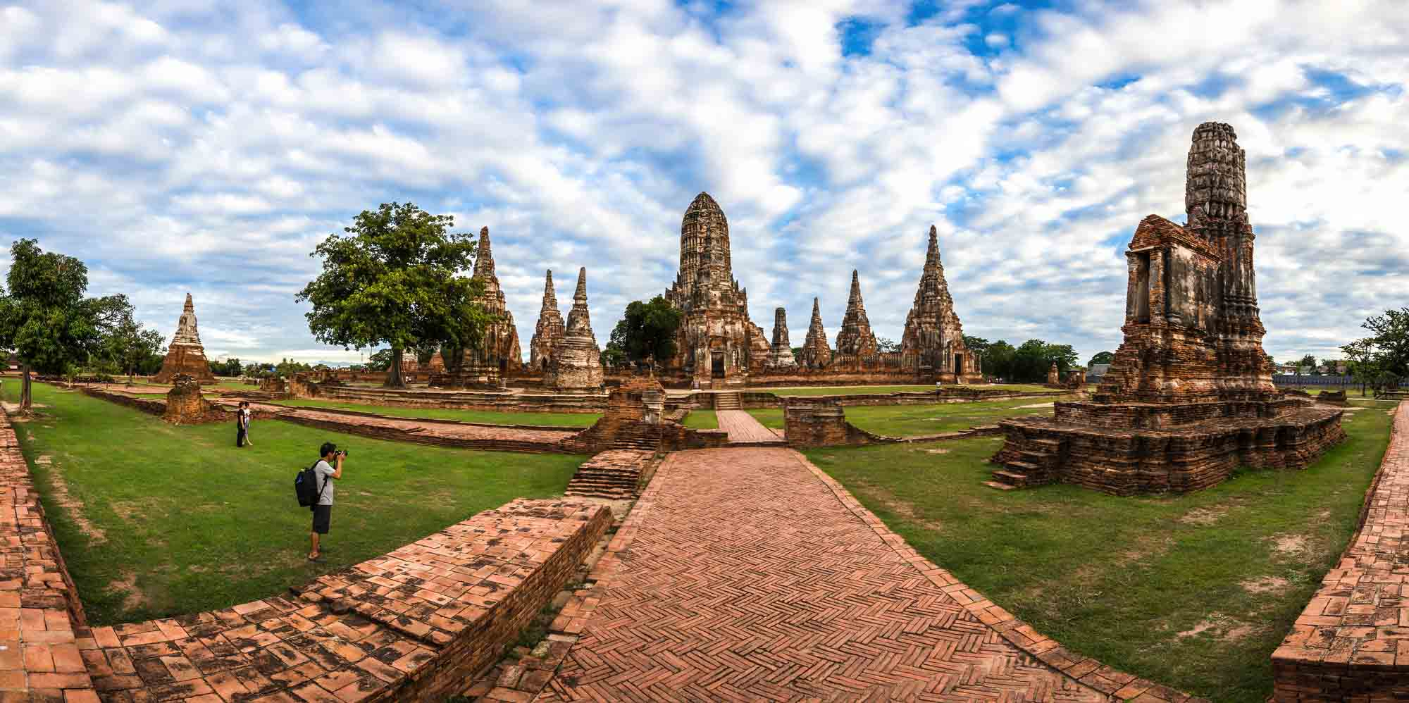 Day tours from Bangkok