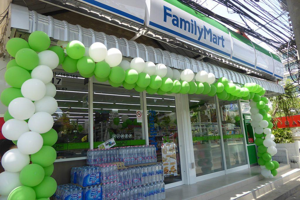 24 hour convenience stores in Bangkok