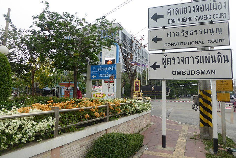 extending your visa in Bangkok