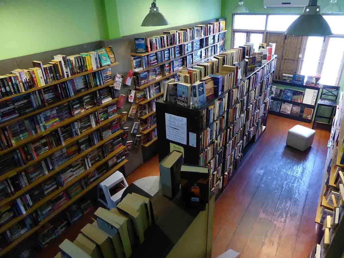 Dasa Book Cafe in Bangkok