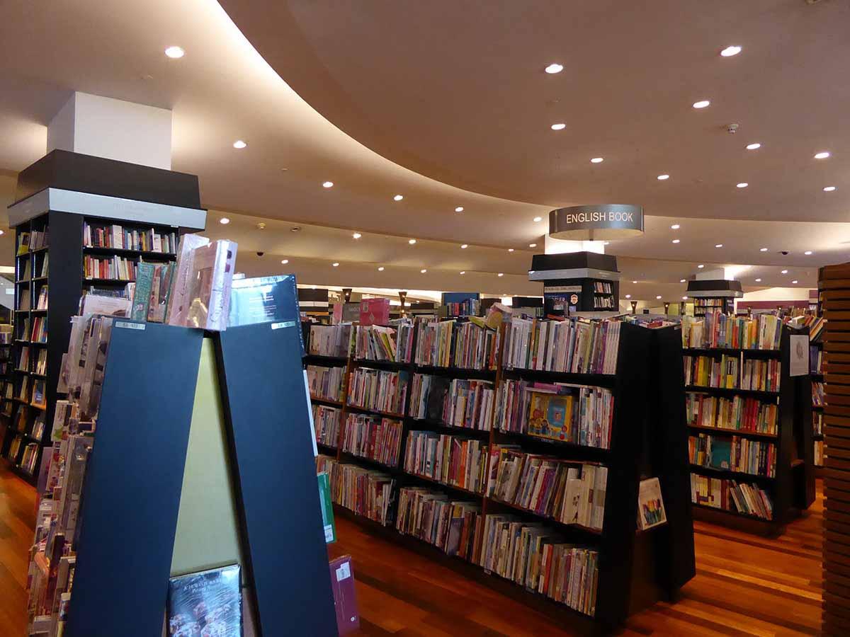 Book Shops in Bangkok
