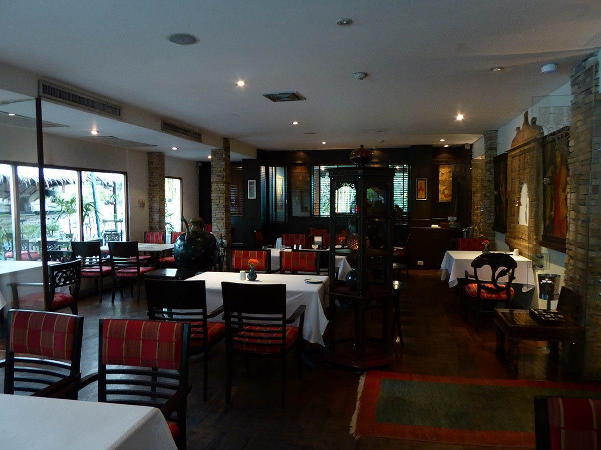 Indus Indian Restaurants Bangkok