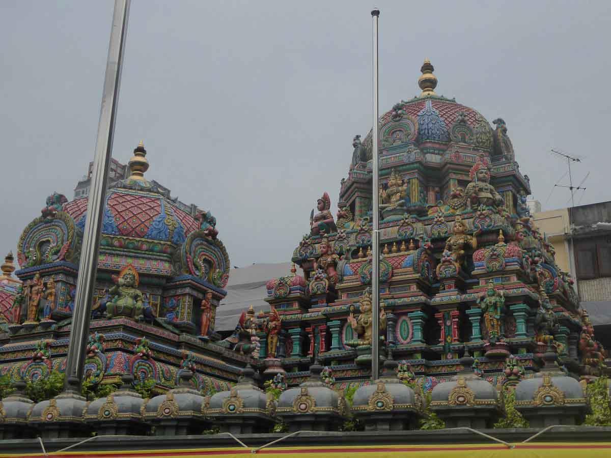 Hindu Temples & Shrines in Bangkok