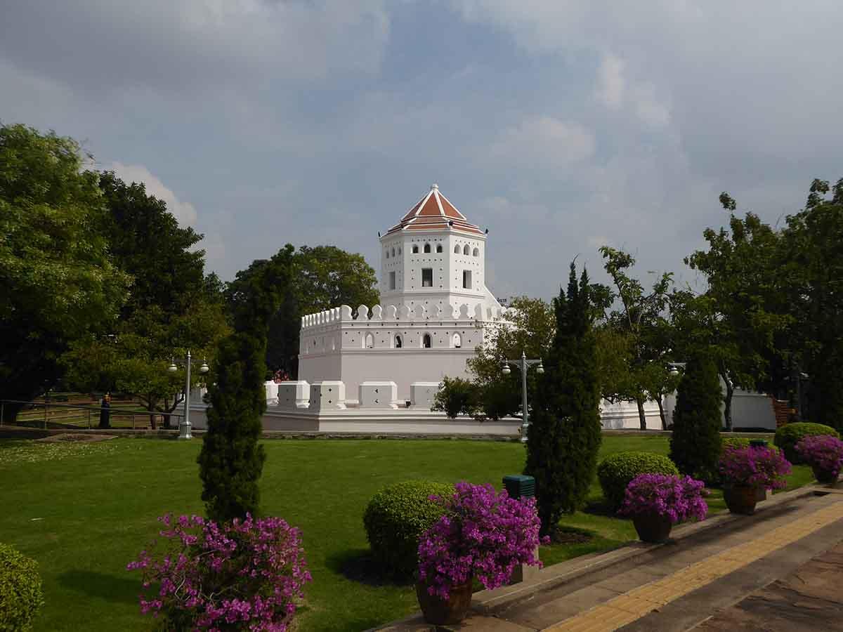 Phra Sumen Fort Bangkok
