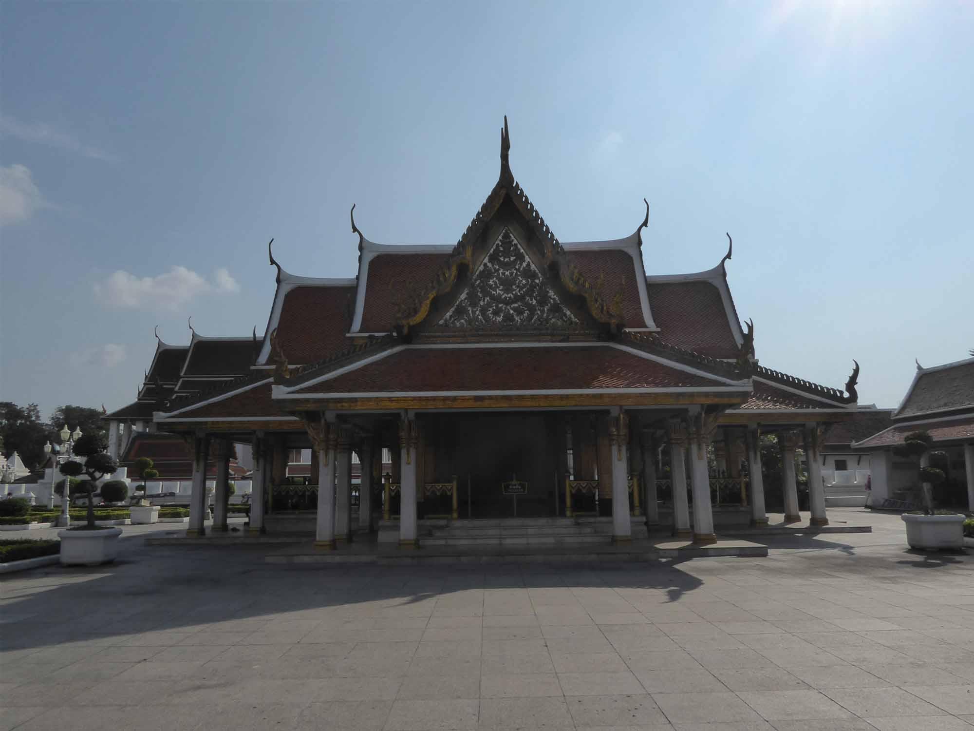 Monuments in Bangkok