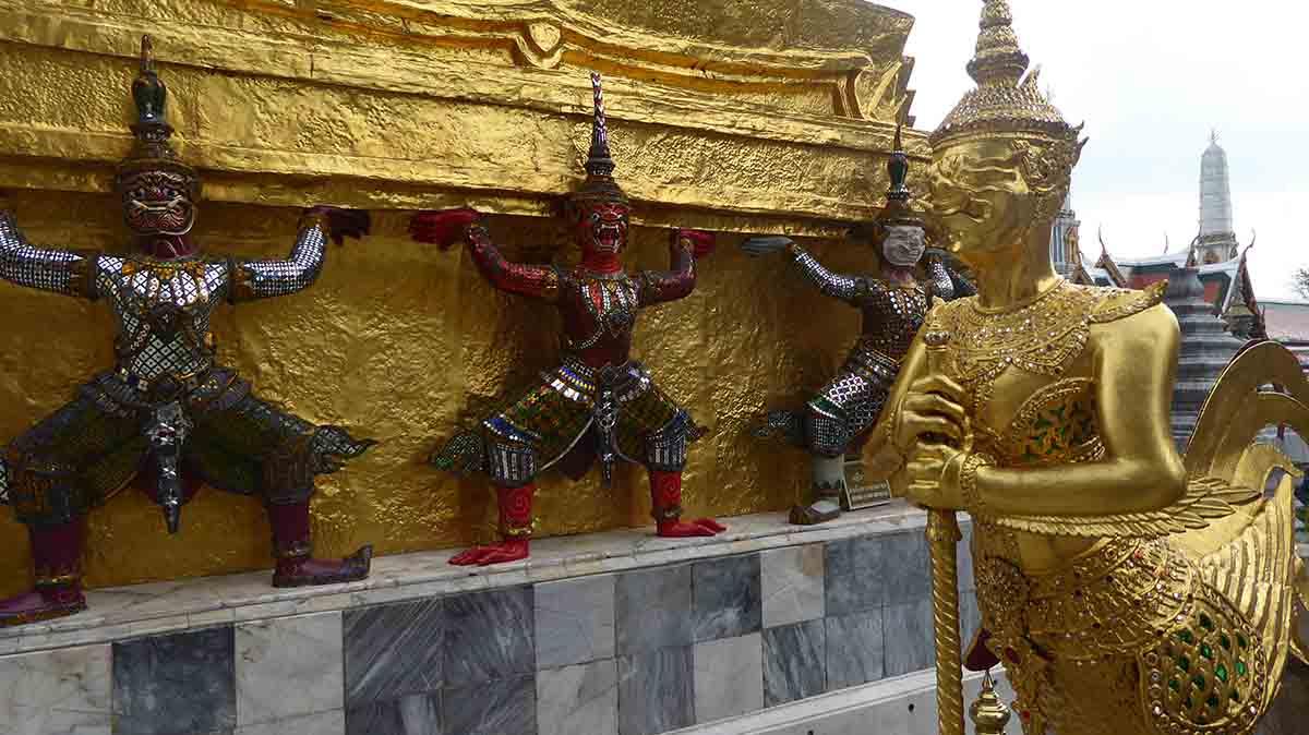 The Grand Palace & Wat Phra Kaew Bangkok