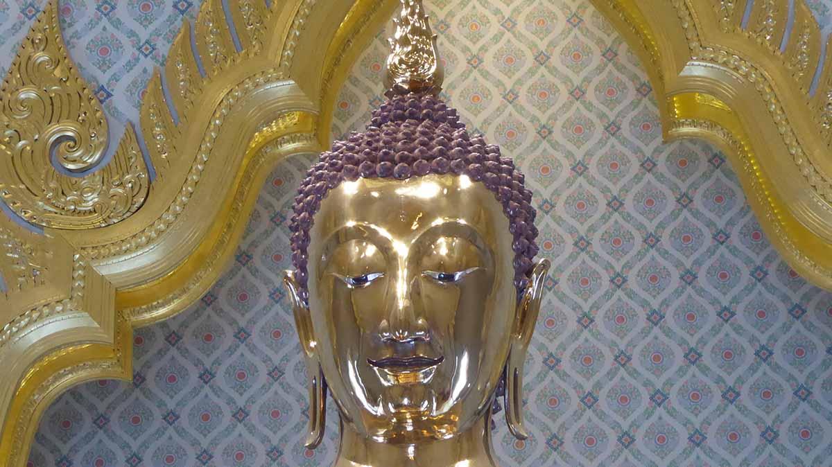 Wat Traimit Golden Buddha Temple