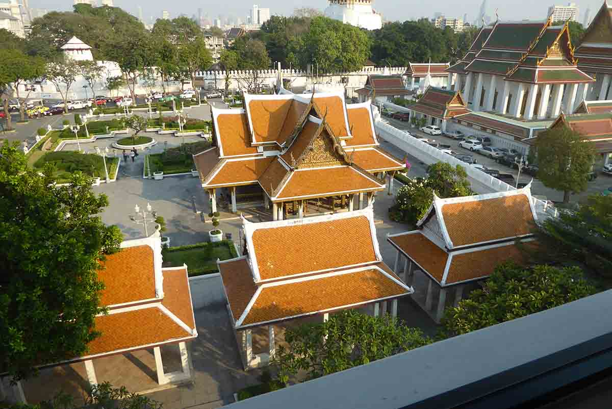 The Royal Pavillion in Bangkok