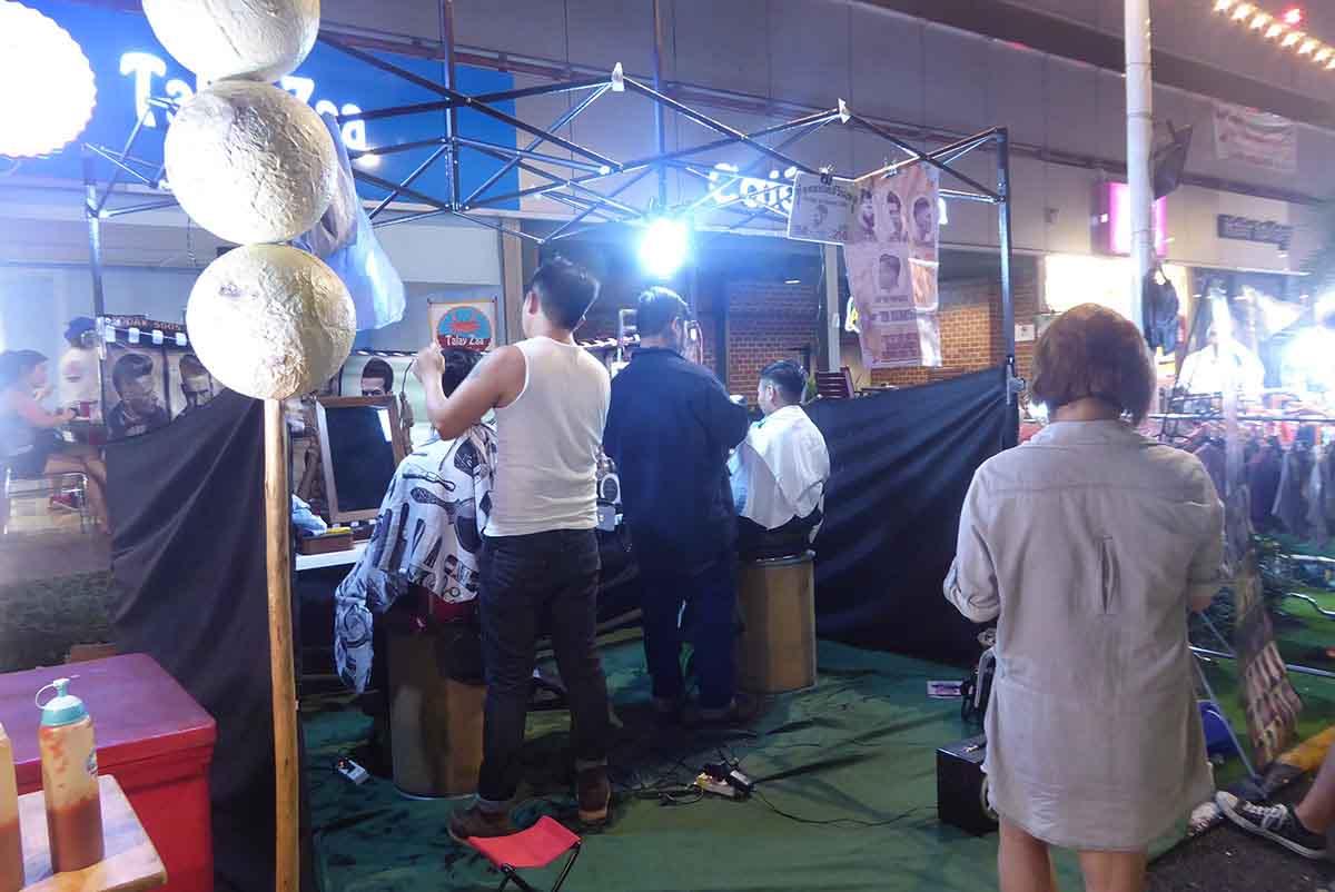 Bangkok Markets A-Z Suan Lum Night Bazaar