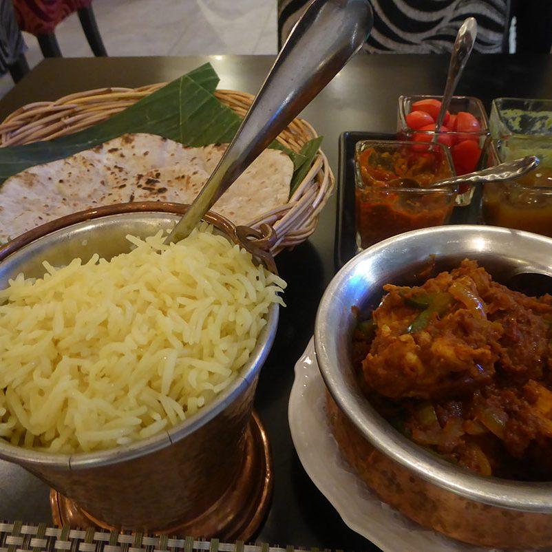 Indian restaurants in Bangkok