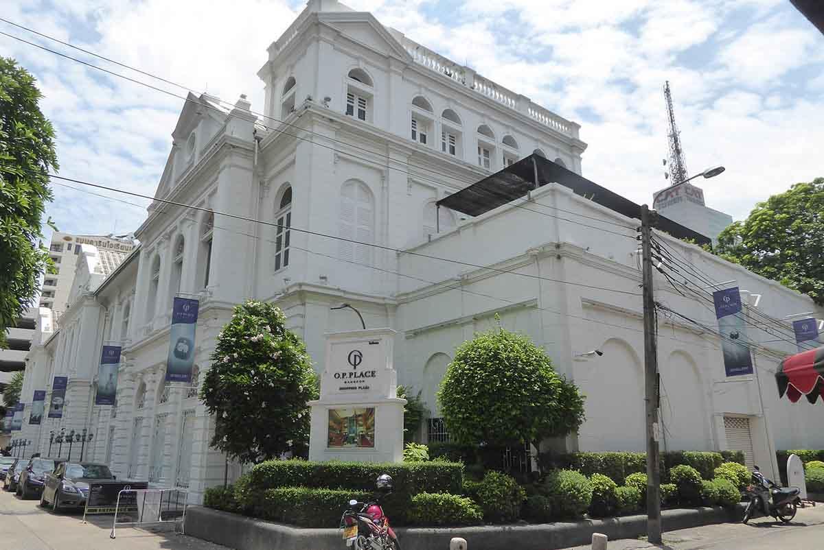 OP Place in Bangkok