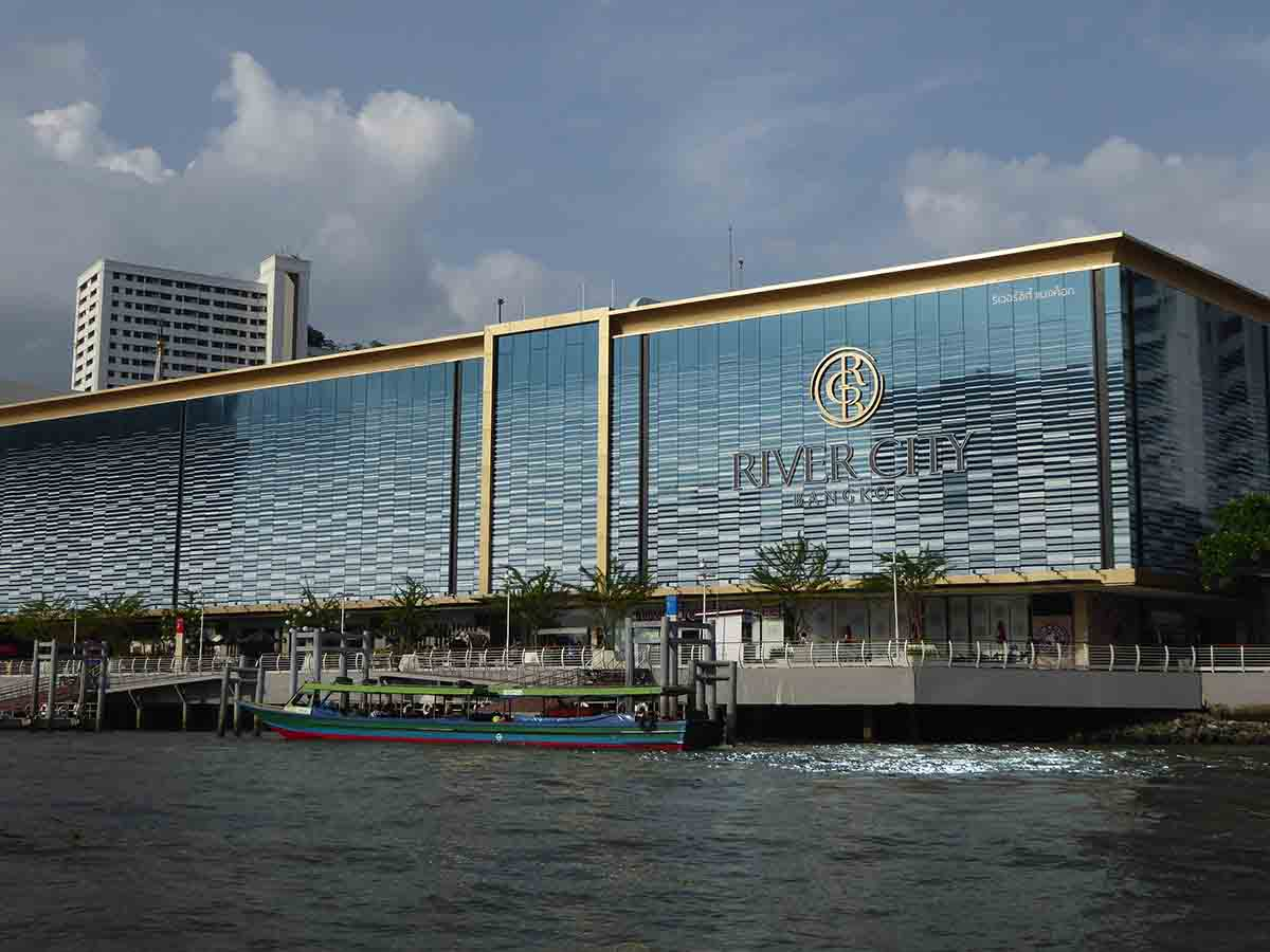 River City in Bangkok