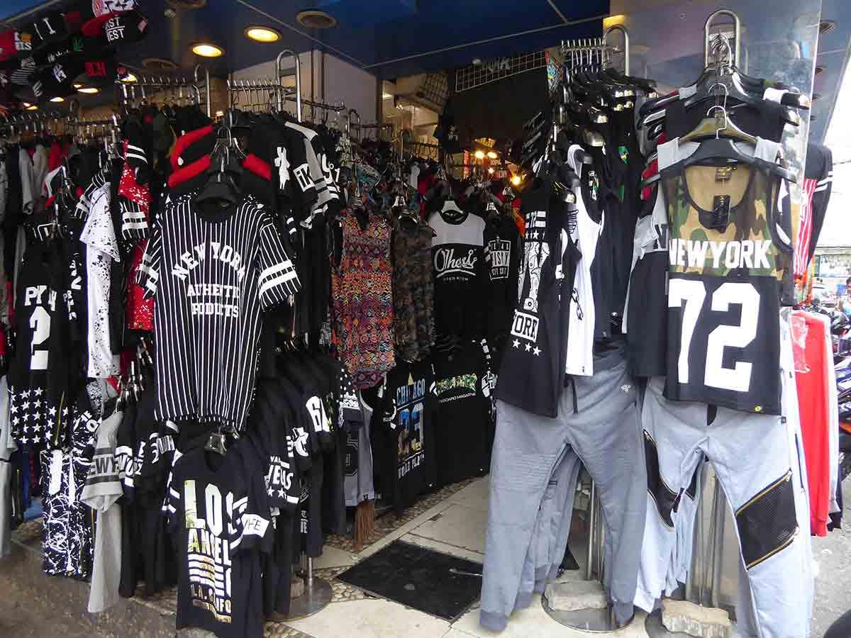 Hip Hop Clothing stores in Bangkok
