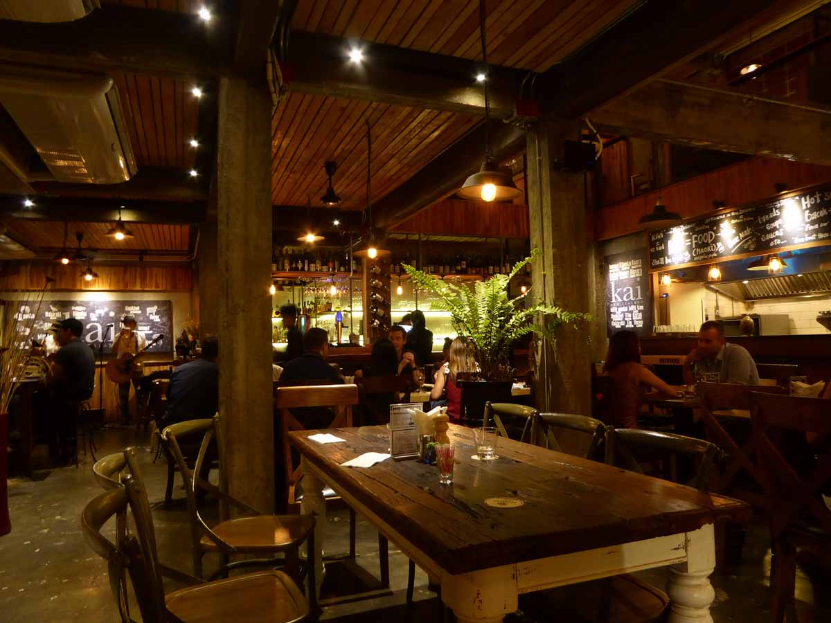 International Dining in Bangkok