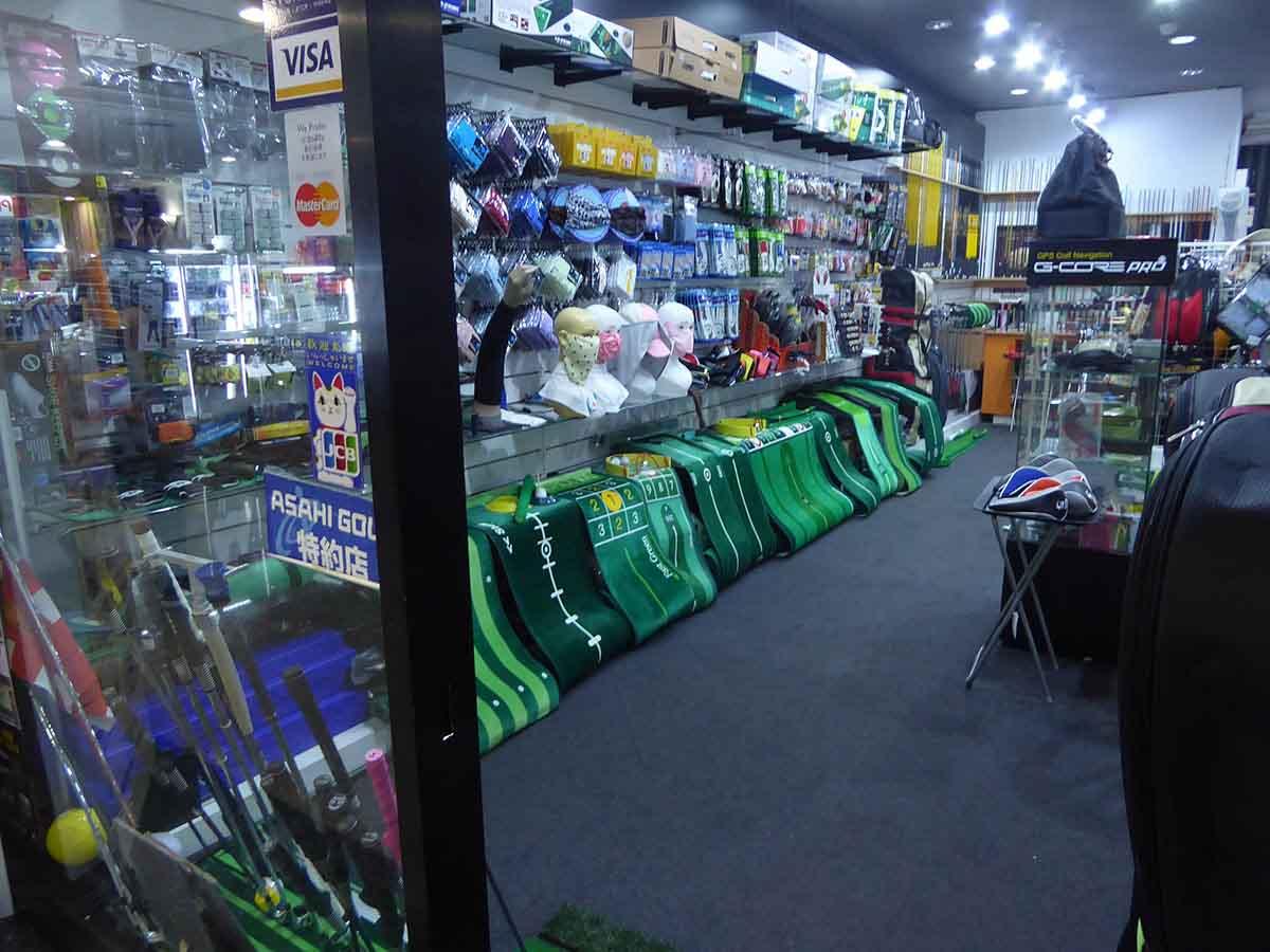 Golf Shops in Bangkok
