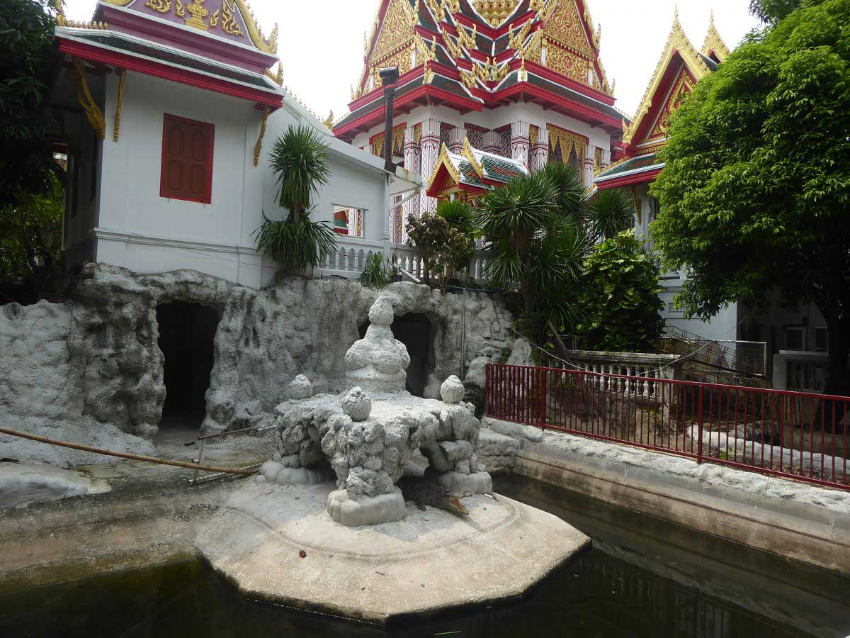Wat Chakrawat in Bangkok