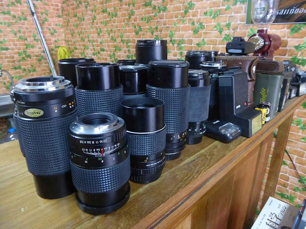 Secondhand Cameras in Bangkok