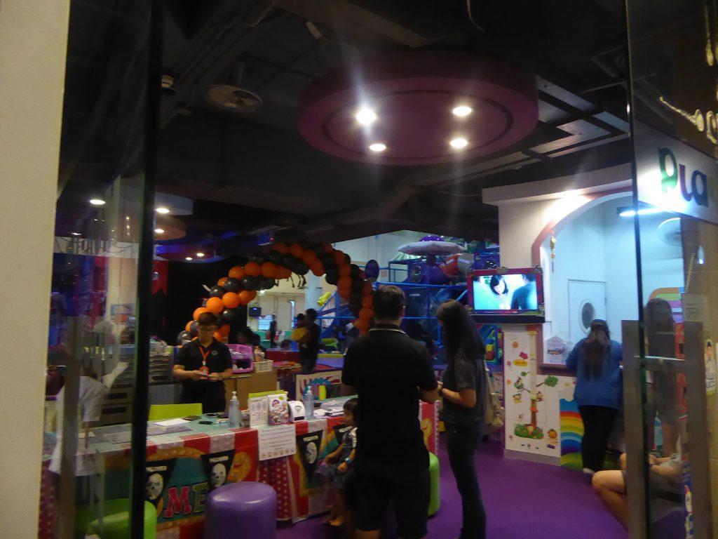 Children's Entertainment in Bangkok Playtime