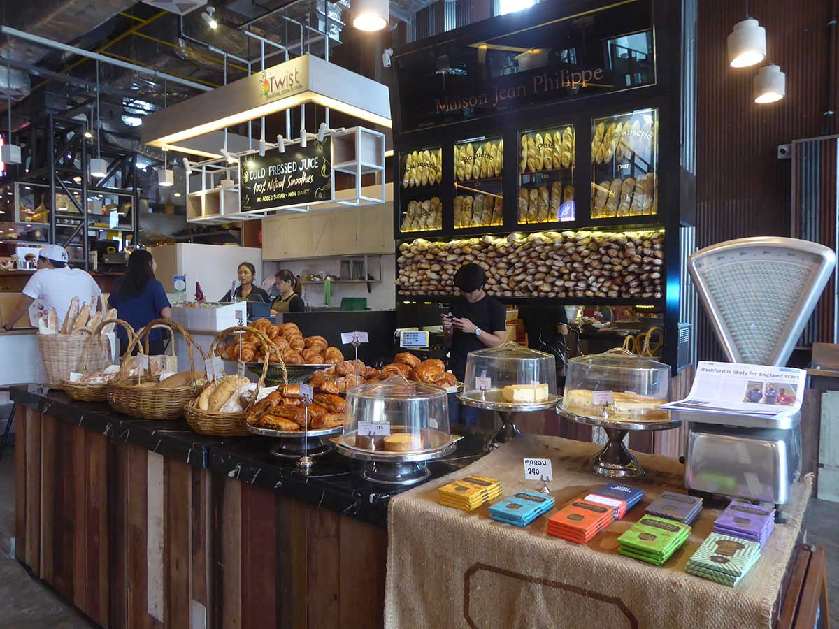 Coffee & Bakery in Bangkok