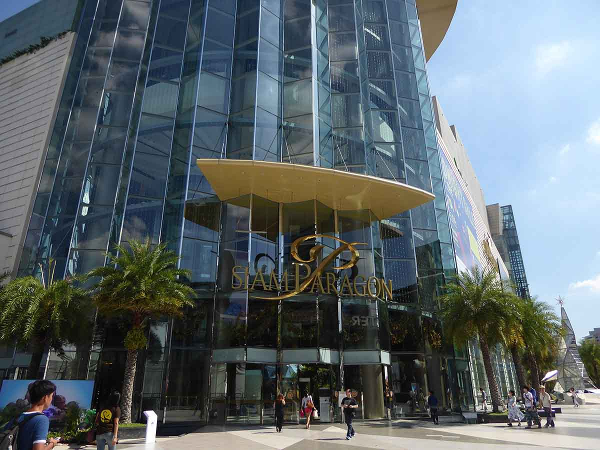 Siam Paragon Top Malls in Bangkok