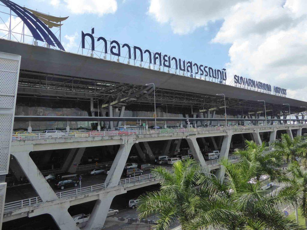 Suvarnabhumi International Airport Bangkok Thailand
