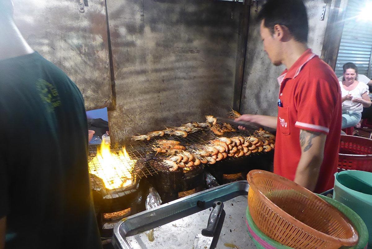 Seafood restaurants in Bangkok