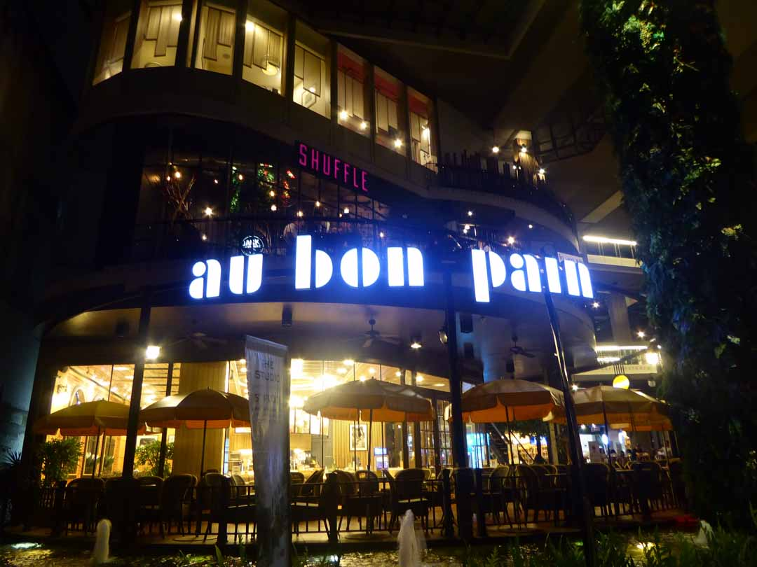 Food Malls in Bangkok - Rainhill