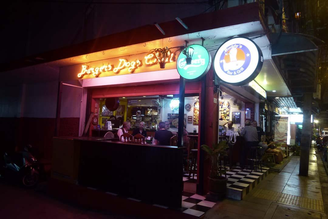 Burger Restaurants in Bangkok
