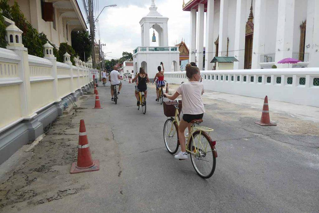 Bangkok Cycling Tours