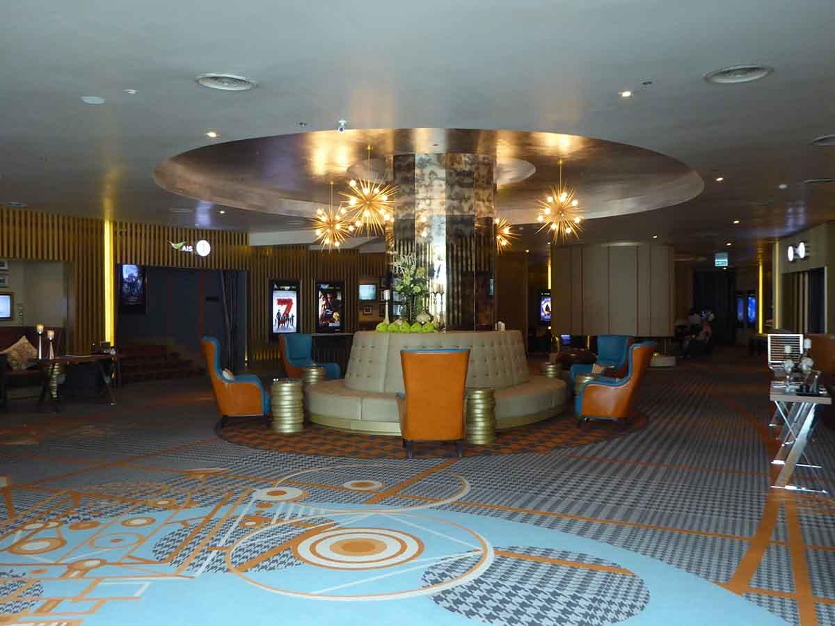 Cinemas in Bangkok - Luxury Cinemas