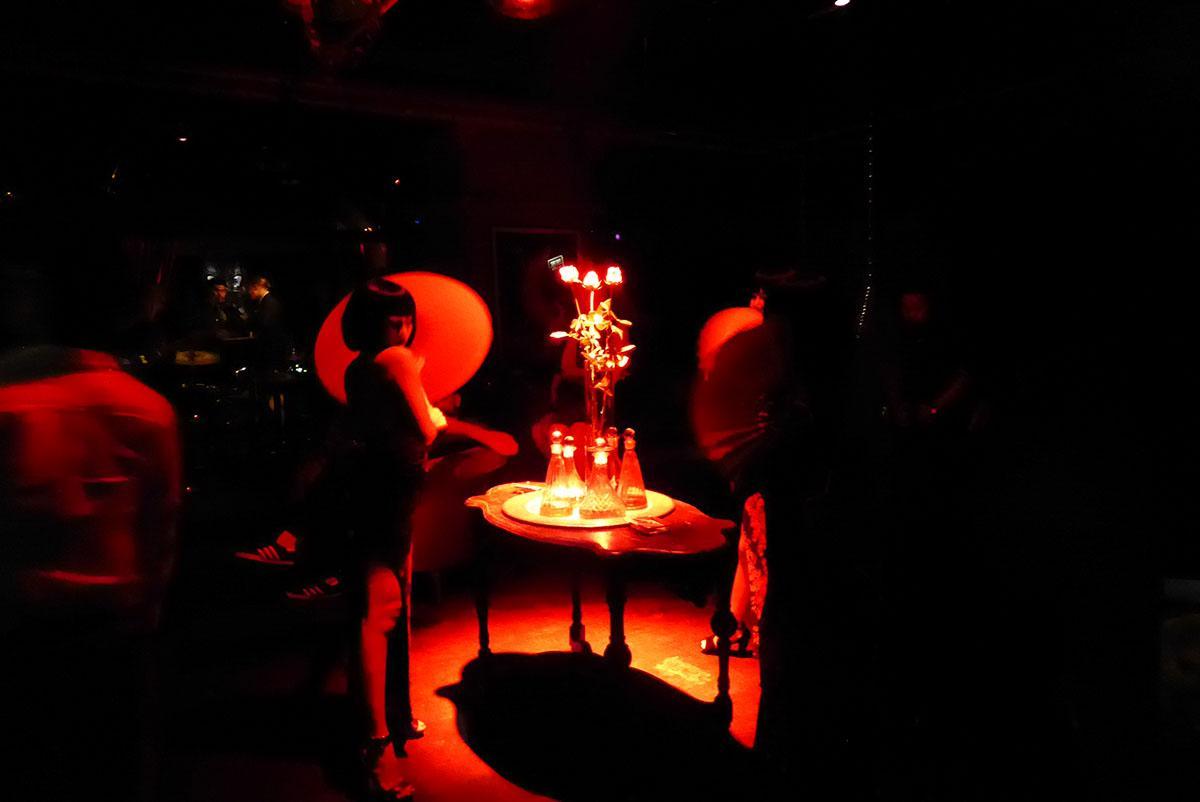 Maggie Choo's Bar Cabaret in Bangkok
