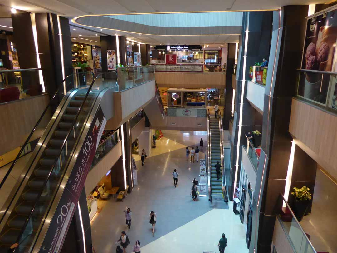 Food Malls in Bangkok - Mercuryville