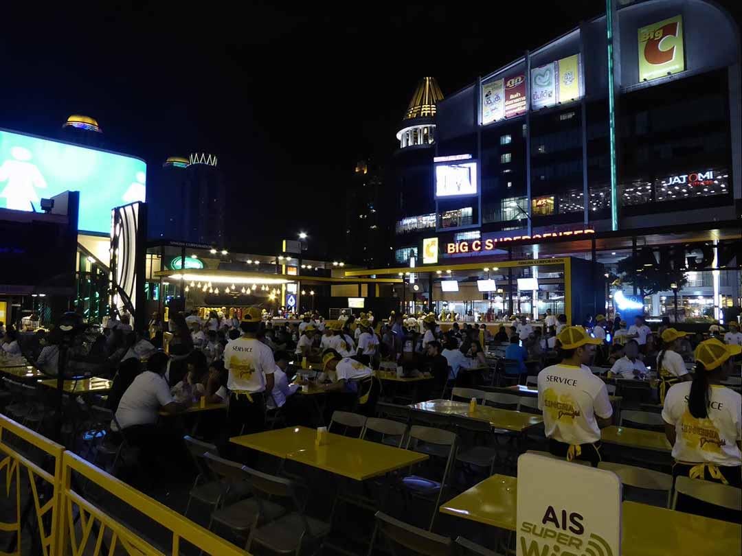 Bangkok Beer Gardens 2019