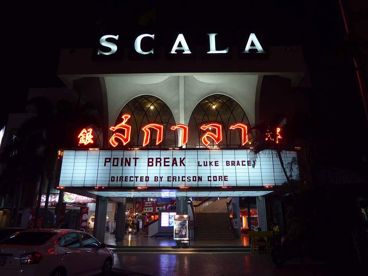 Cinemas in Bangkok - Classic Vintage Theatre