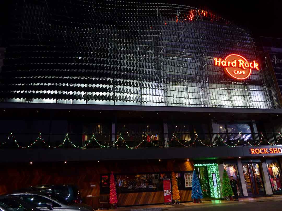 Siam Square Bangkok. Shopping in Bangkok.