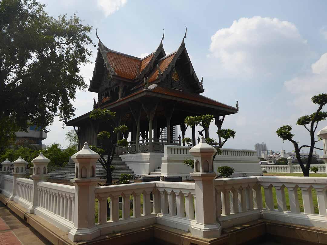 Parks in Bangkok Santicha Prakarn Park