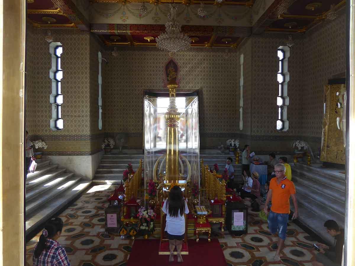 City Pillar Shrine Bangkok