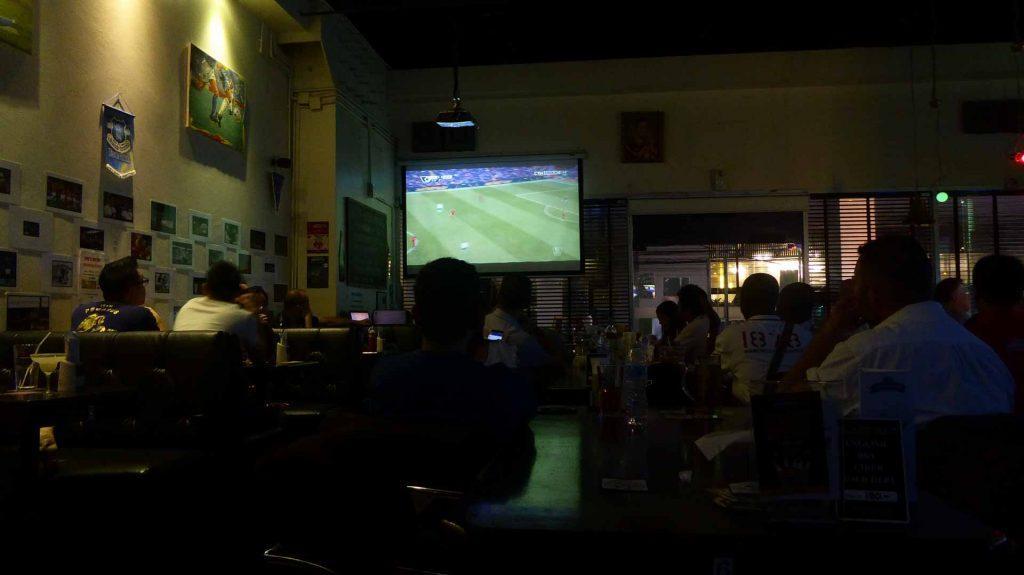 Bangkok Sports Bars