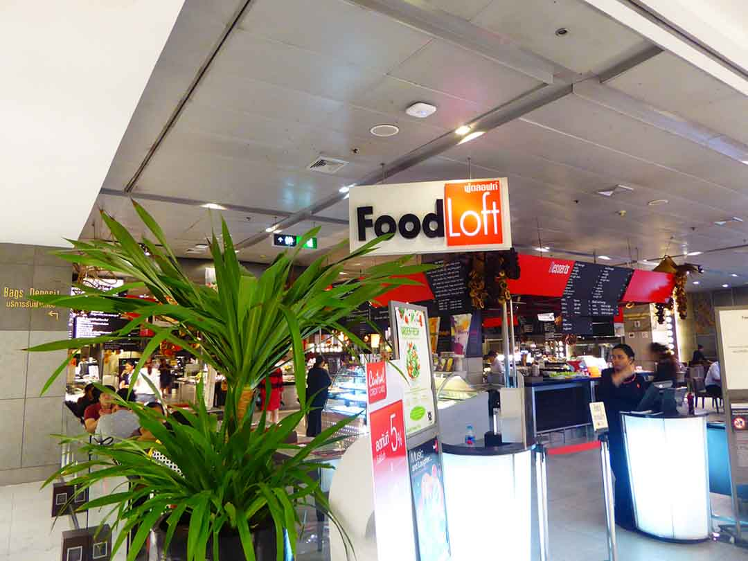Central Chidlom Department Store Food Loft Bangkok