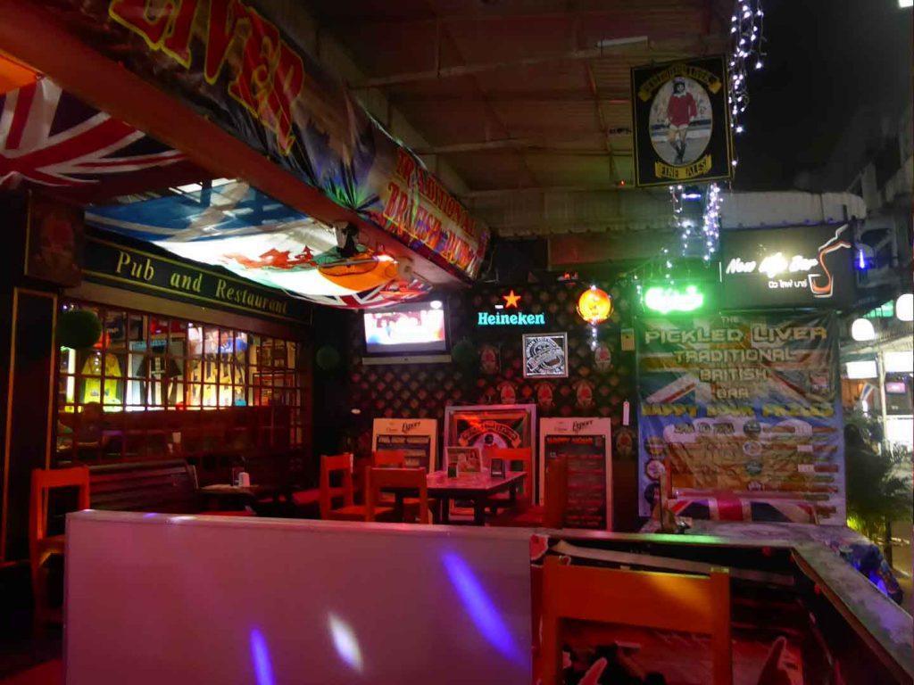 The Pickled Liver Pub in Bangkok