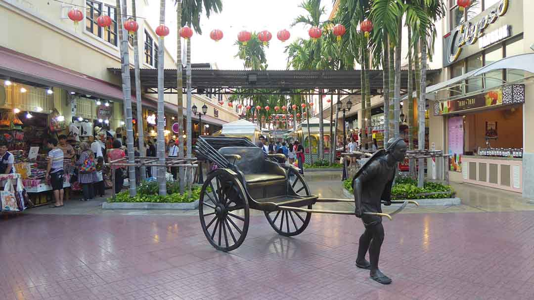 Asiatique (The Riverfront) - Bangkok Markets - Tourist Attractions