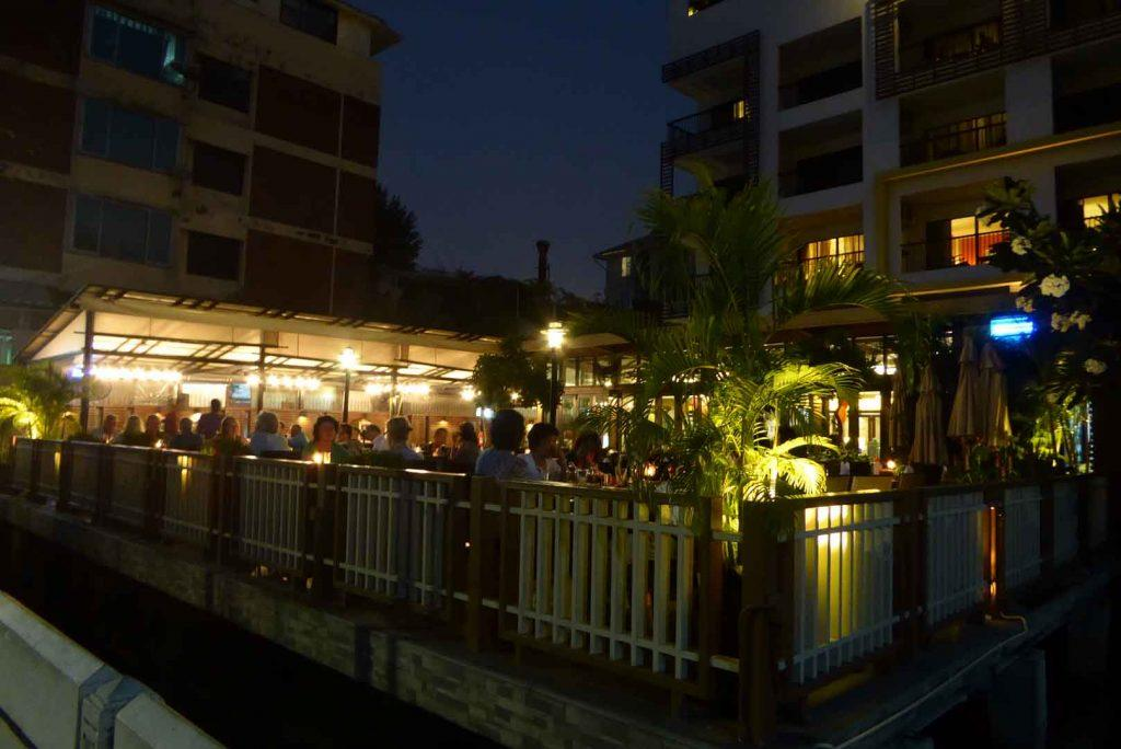 Aquatini Bar and Restaurant Bangkok