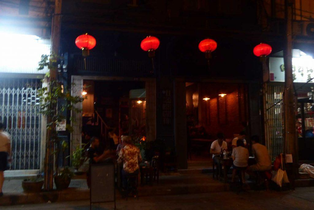 Bars in Chinatown Bangkok