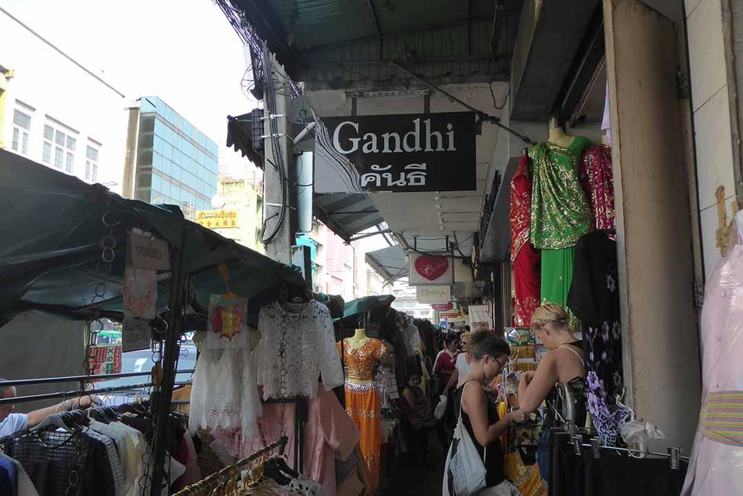 Phahurat Market - Bangkok Markets