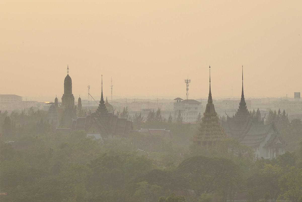 Ancient Siam museum in Bangkok