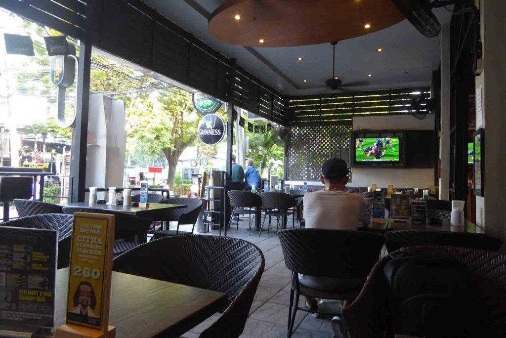 Sports Bars in Bangkok